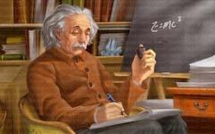爱因斯坦的四封自荐信